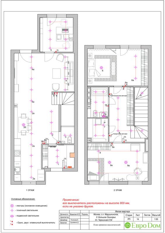 Дизайн 4-комнатной квартиры в скандинавском стиле. Фото 026