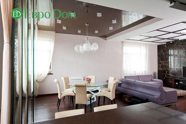 Дизайн интерьера 4-комнатной квартиры в современном стиле. Фото 08