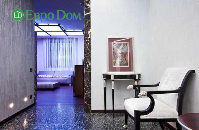 Дизайн интерьера 4-комнатной квартиры в современном стиле. Фото 012