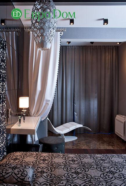 Дизайн интерьера 4-комнатной квартиры в современном стиле. Фото 013