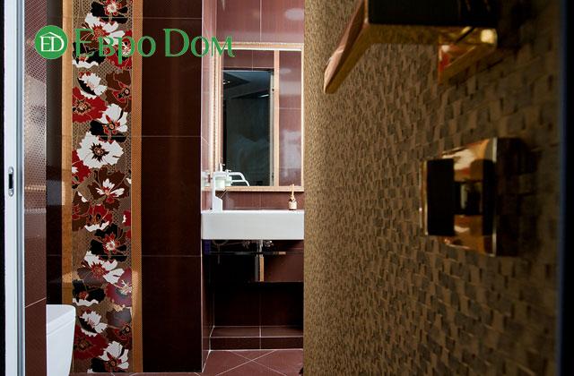 Дизайн интерьера 4-комнатной квартиры в современном стиле. Фото 016