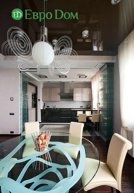 Дизайн интерьера 4-комнатной квартиры в современном стиле. Фото 017