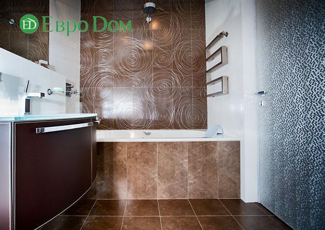 Дизайн интерьера 4-комнатной квартиры в современном стиле. Фото 020
