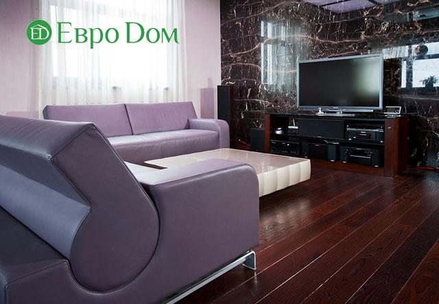 Дизайн интерьера 4-комнатной квартиры в современном стиле. Фото 021