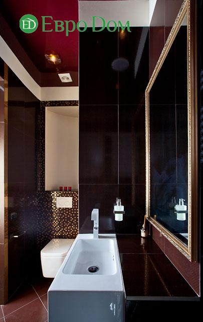 Дизайн интерьера 4-комнатной квартиры в современном стиле. Фото 025