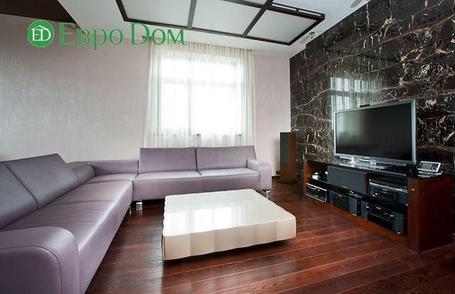Дизайн интерьера 4-комнатной квартиры в современном стиле. Фото 026
