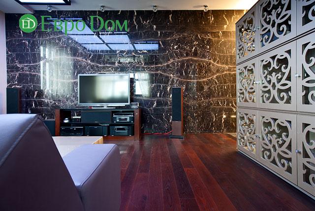 Дизайн интерьера 4-комнатной квартиры в современном стиле. Фото 035