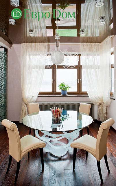Дизайн интерьера 4-комнатной квартиры в современном стиле. Фото 036
