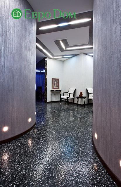 Дизайн интерьера 4-комнатной квартиры в современном стиле. Фото 037