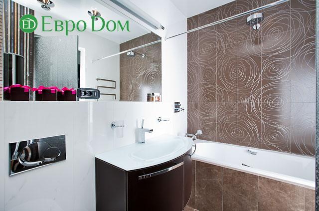 Дизайн интерьера 4-комнатной квартиры в современном стиле. Фото 038