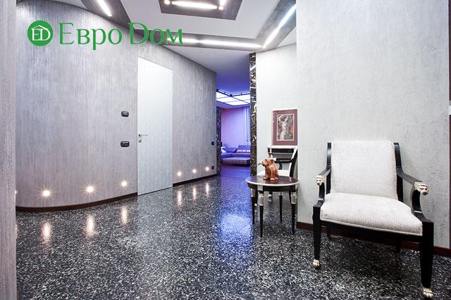 Дизайн интерьера 4-комнатной квартиры в современном стиле. Фото 039