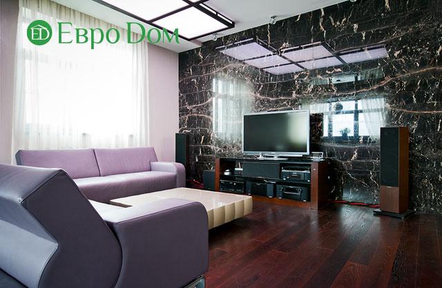 Дизайн интерьера 4-комнатной квартиры в современном стиле. Фото 041
