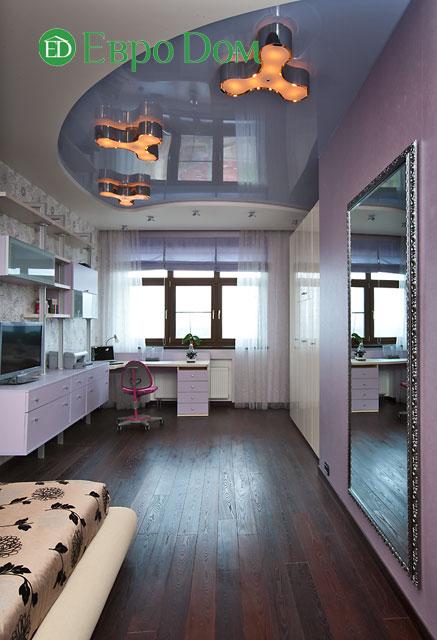 Дизайн интерьера 4-комнатной квартиры в современном стиле. Фото 045