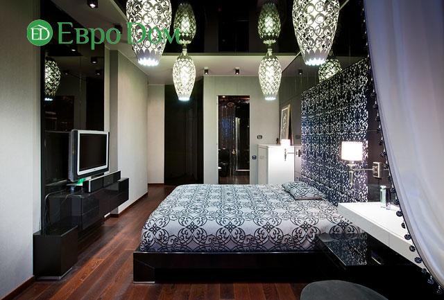 Дизайн интерьера 4-комнатной квартиры в современном стиле. Фото 047