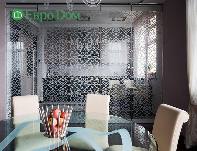 Дизайн интерьера 4-комнатной квартиры в современном стиле. Фото 048