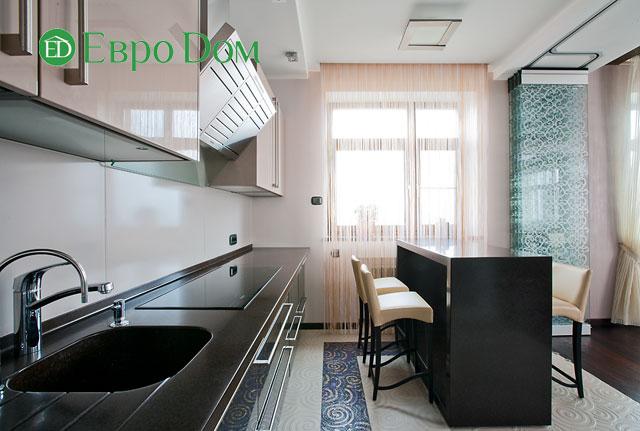 Дизайн интерьера 4-комнатной квартиры в современном стиле. Фото 051