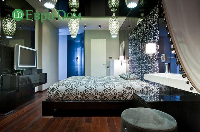 Дизайн интерьера 4-комнатной квартиры в современном стиле. Фото 052