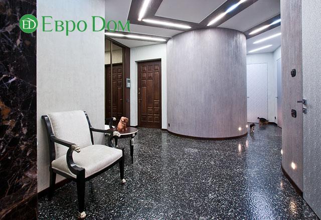 Дизайн интерьера 4-комнатной квартиры в современном стиле. Фото 053