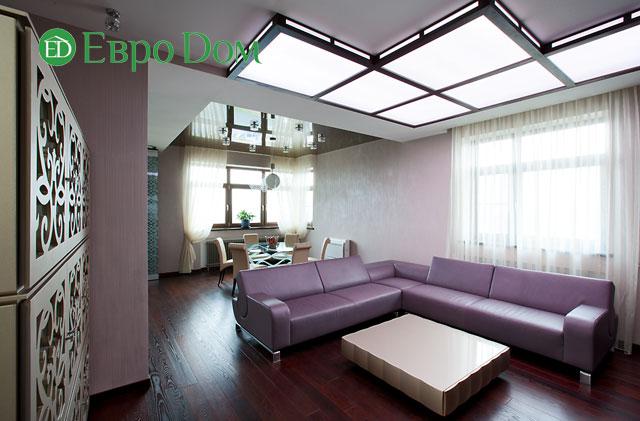 Дизайн интерьера 4-комнатной квартиры в современном стиле. Фото 055