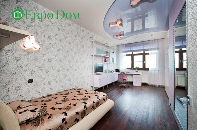 Дизайн интерьера 4-комнатной квартиры в современном стиле. Фото 056