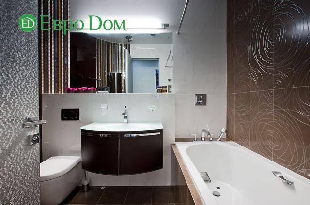 Дизайн интерьера 4-комнатной квартиры в современном стиле. Фото 057