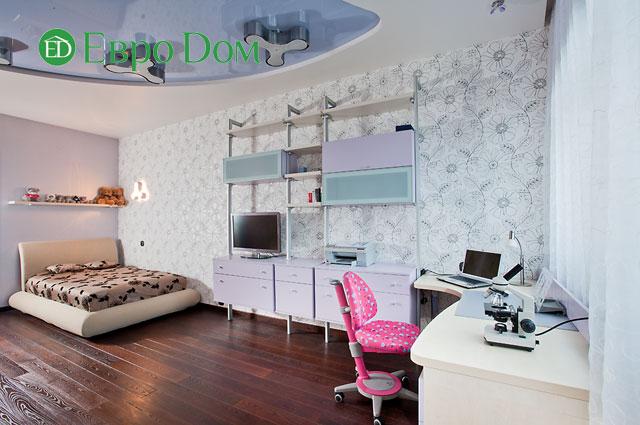 Дизайн интерьера 4-комнатной квартиры в современном стиле. Фото 058