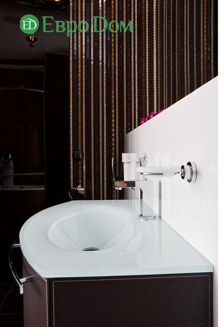 Дизайн интерьера 4-комнатной квартиры в современном стиле. Фото 059