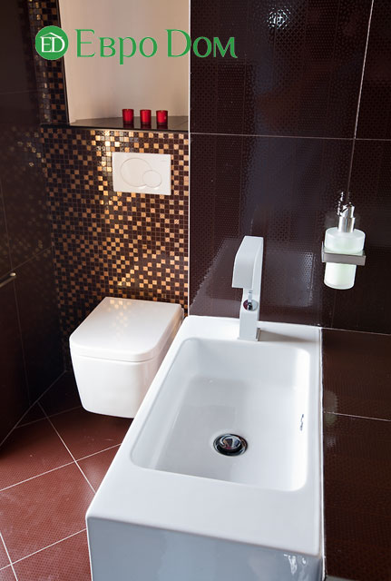 Дизайн интерьера 4-комнатной квартиры в современном стиле. Фото 061
