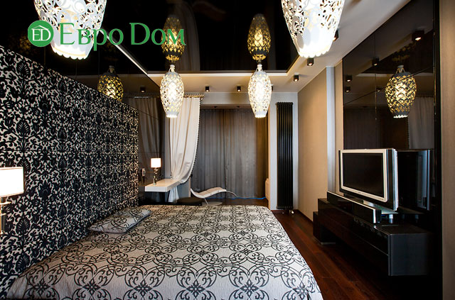 Дизайн интерьера 4-комнатной квартиры в современном стиле. Фото 063