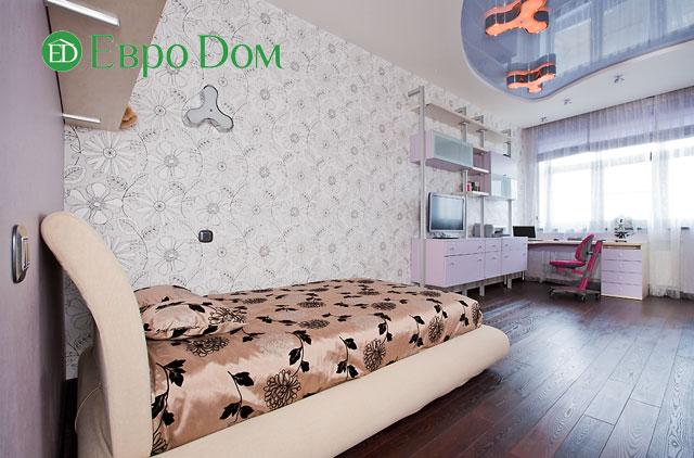 Дизайн интерьера 4-комнатной квартиры в современном стиле. Фото 065