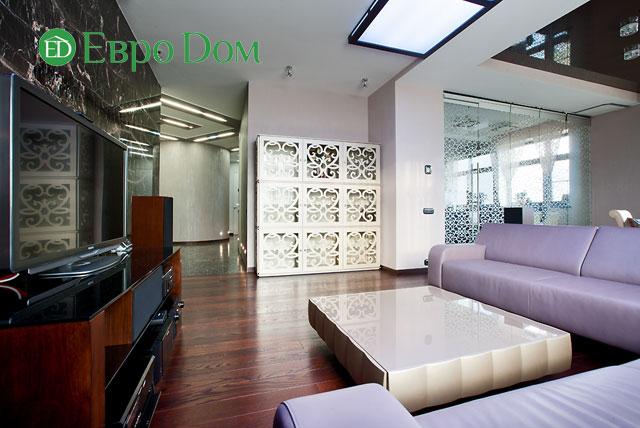 Дизайн интерьера 4-комнатной квартиры в современном стиле. Фото 066