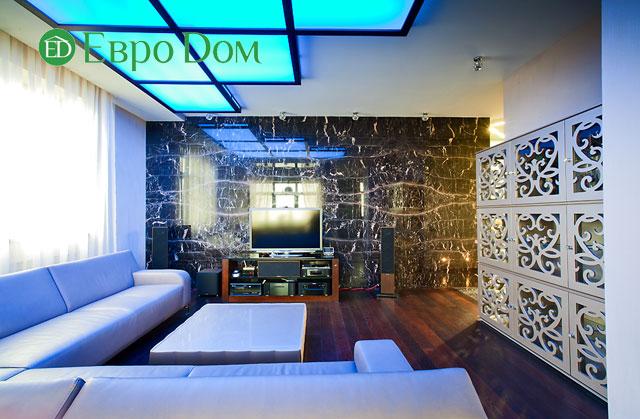 Дизайн интерьера 4-комнатной квартиры в современном стиле. Фото 068