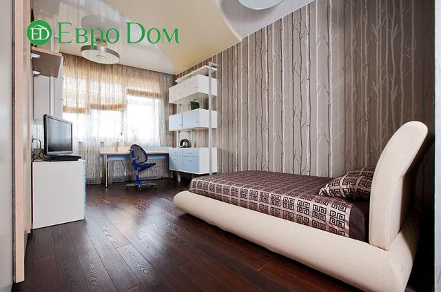Дизайн интерьера 4-комнатной квартиры в современном стиле. Фото 071