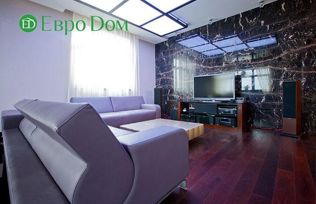 Дизайн интерьера 4-комнатной квартиры в современном стиле. Фото 076