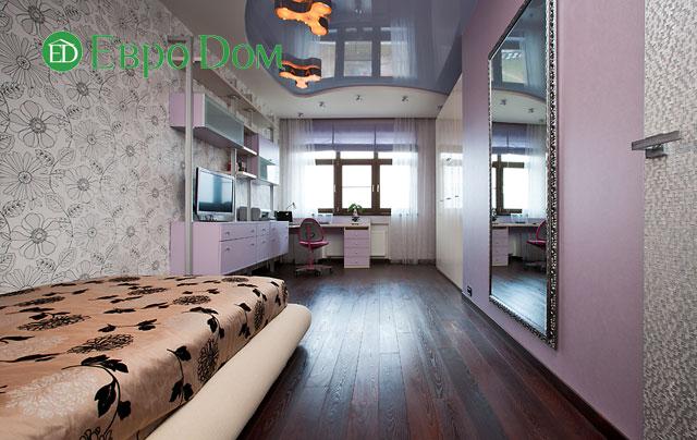 Дизайн интерьера 4-комнатной квартиры в современном стиле. Фото 077
