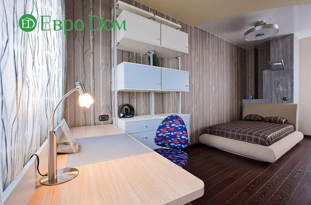 Дизайн интерьера 4-комнатной квартиры в современном стиле. Фото 081