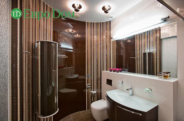 Дизайн интерьера 4-комнатной квартиры в современном стиле. Фото 082