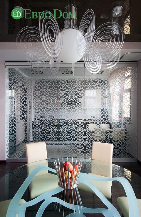 Дизайн интерьера 4-комнатной квартиры в современном стиле. Фото 084
