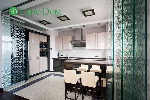 Дизайн интерьера 4-комнатной квартиры в современном стиле. Фото 086