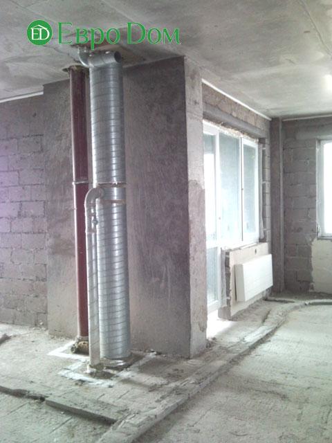 Дизайн интерьера 4-комнатной квартиры в современном стиле. Фото 088