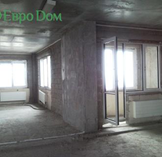 Ремонт четырехкомнатной квартиры 124 кв. м в современном стиле. Фото проекта
