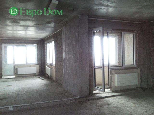 Дизайн интерьера 4-комнатной квартиры в современном стиле. Фото 089