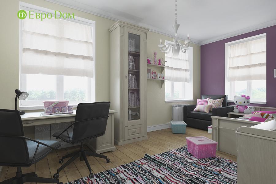 Дизайн 4-комнатной квартиры в современном стиле. Фото 02