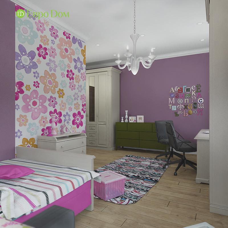 Дизайн 4-комнатной квартиры в современном стиле. Фото 04