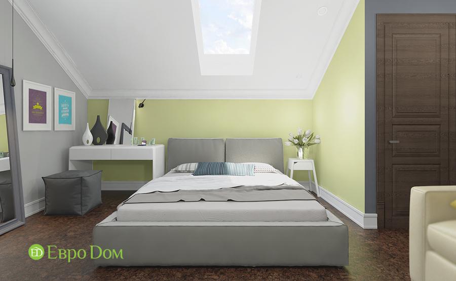 Дизайн 4-комнатной квартиры в современном стиле. Фото 019