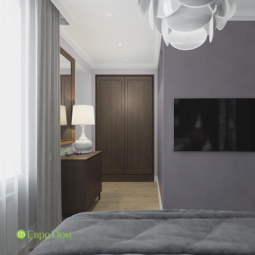 Дизайн 4-комнатной квартиры в современном стиле. Фото 024