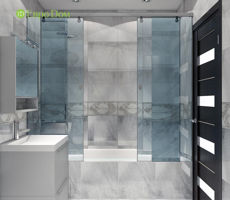 Дизайн 4-комнатной квартиры в современном стиле. Фото 022