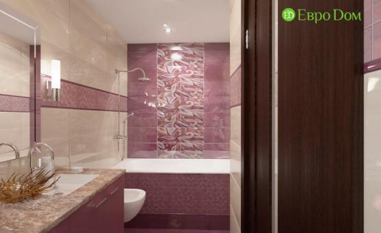 Дизайн интерьера четырехкомнатной квартиры 102 кв.м. по адресу г. Москва, ул. Инженерная, д. 8а. Фото 4