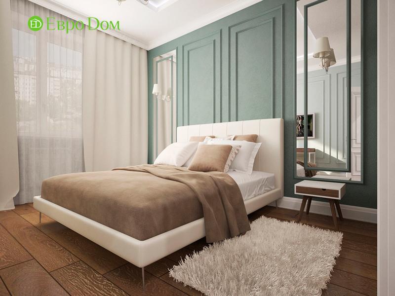 Дизайн 4-комнатной квартиры 192 кв. м в стиле классицизм. Фото 016