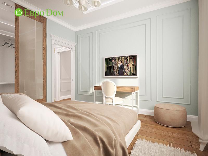 Дизайн 4-комнатной квартиры 192 кв. м в стиле классицизм. Фото 017